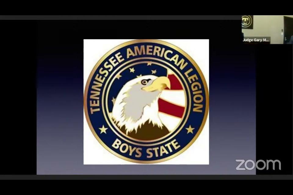 Embedded thumbnail for Judge Gary McKenzie Address