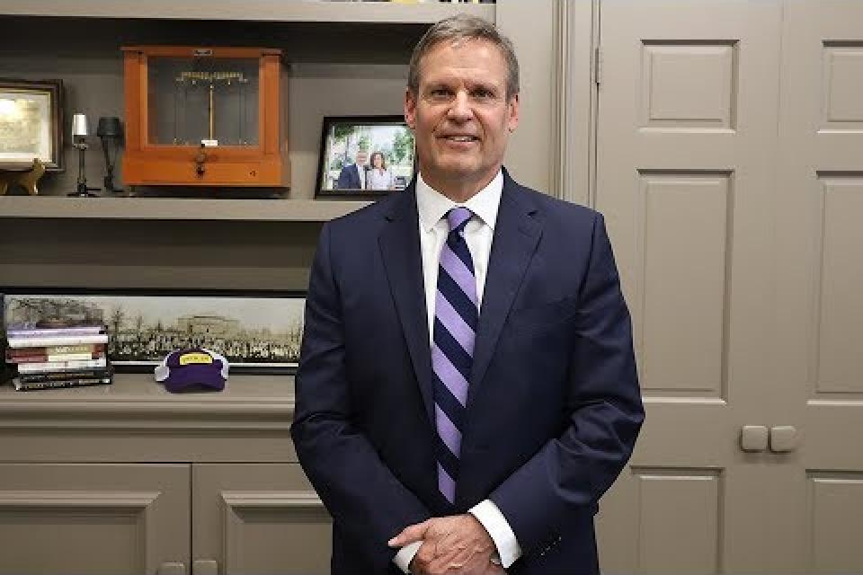 Embedded thumbnail for Governor Bill Lee