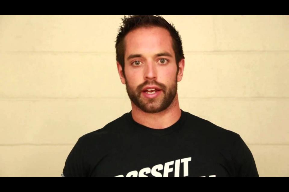 Embedded thumbnail for Rich Froning congratulates delegates